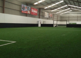 facility manufacturing construction football field